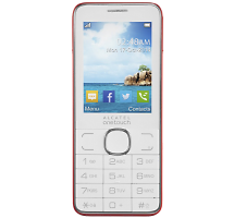 Телефон Alcatel One Touch 2007D Red